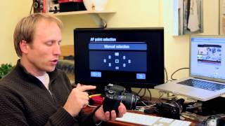Photo Tips #003 - Use your Center Focus Point