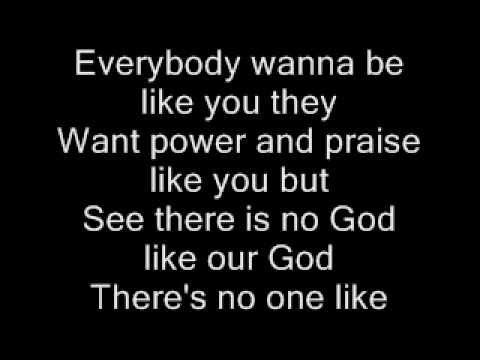 I wanna be like u lyrics