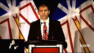 Andrew Furey wins N.L. Liberal Party leadership race – August 3, 2020