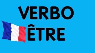 Conjugando verbos - Verbo être