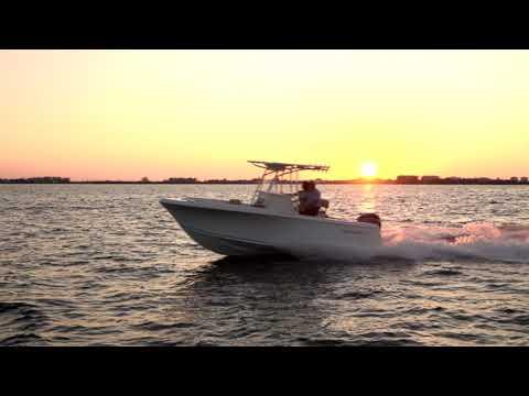 Sailfish 220 CC video