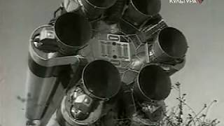 Первая орбитальная станция военного назначения Алмаз