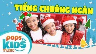 Tiếng Chuông Ngân - Tam ca Hoa Mặt Trời   Nhạc Thiếu Nhi Giáng Sinh