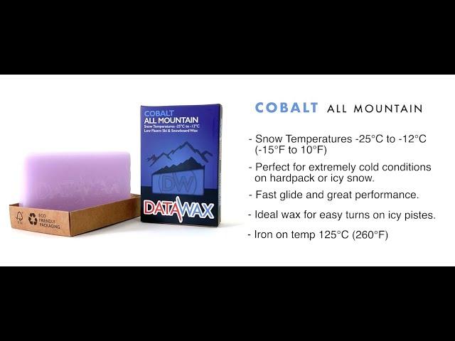 Cobalt All Mountain Wax