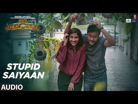 Full Audio: STUPID SAIYAAN | Emraan Hashmi | Shrey