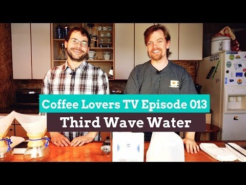 Good Water is Key to Brewing Good Coffee - Coffee Lovers TV Episode 013
