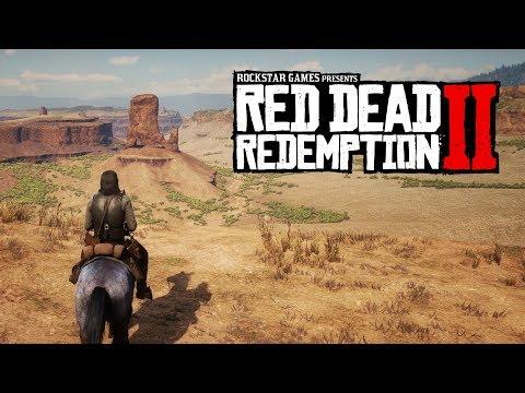 Patched] Red Dead Redemption 2 - Secret Map Exploration (Out