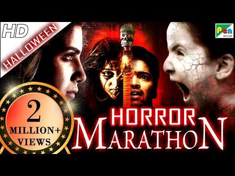 Halloween Special| Horror Movies Marathon Hindi Dubbed Movies 2019 | Mahal Ke Andar Khiladi Khel Ka