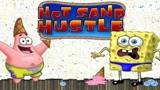 Hot Sand Hustle-Spongebob Squarepants-Nickelodeon Games
