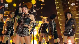 SBS Gayo Daejeon 2019 TWICE   FANCY + YES or YES + Dance The Night Away + Feel Special (1080p)