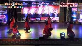 GHAGRA | Kajra re | Dance Performance By Step2Step Dance Studio