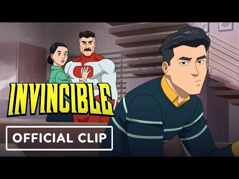 Invincible Season 1 (Clip)