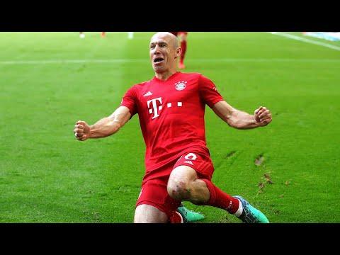 Arjen Robben – A Bayern München Legend Says Goodbye
