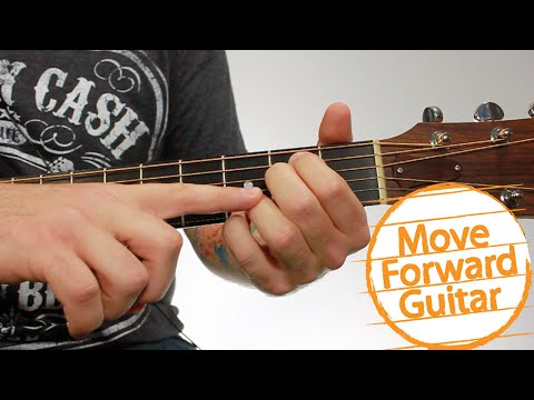 Guitar Chords for Beginners – Em7