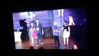 Dancing with the Stars Norwegian Breakaway Winner