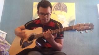 Aquela paz - Charlie Brown Jr cover - violão
