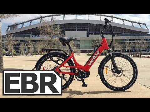 Velec R48M Video Review – $3.4k Comfortable, Quiet, Mid-Drive Cruiser Ebike with Belt Drive NuVinci