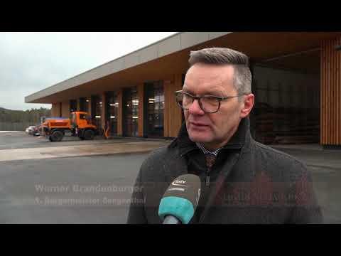 """Gemeinde Sengenthal ist Preisträger im Bundeswettbewerb """"HolzbauPlus"""""""