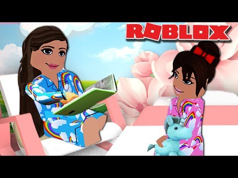 mom and daughter routine roblox roleplay bloxburg amberry