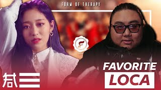 "Producer Reacts to Favorite ""Loca"" MV"