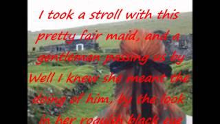 black velvet band sing-along