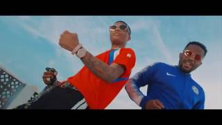 R2bees Ft Wizkid   SUPA  (Official Video)