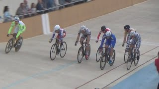 preview picture of video '2014-Cyclisme.Piste-MONTARGIS.Trophée.Champions-ELIMINATIONS.Min+Sen&Jun-29aout'