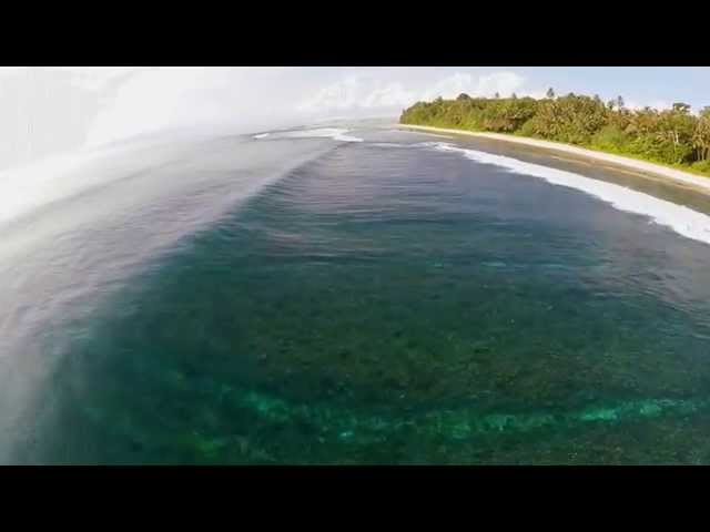 The Best Mentawai Islands Surf Video from my drone, Phyllis. June 2014, by Paul Borrud