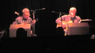 Jorma Kaukonen and Barry Mitterhoff - The Terrible Operation 10/12/12
