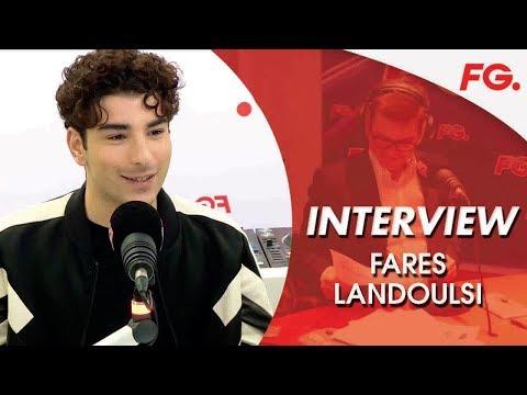 FARES LANDOULSI | INTERVIEW & MIX LIVE | HAPPY HOUR | RADIO FG