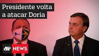Bolsonaro afirma que Pazuello continuará no cargo de ministro da Saúde