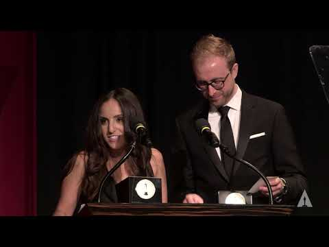 2019 Student Academy Awards: Abby Lieberman and Joshua Lucas - Documentary Silver Medal