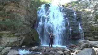 Пещерский водопад под музыку