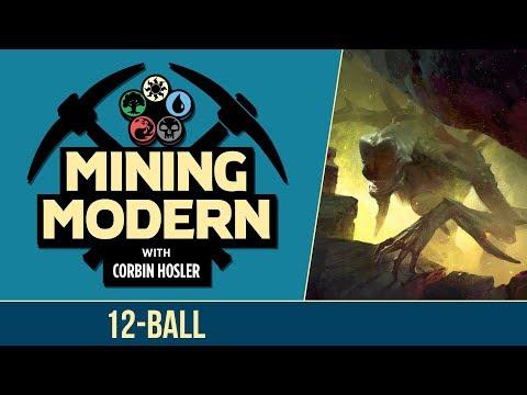 12-Ball | Mining Modern with Corbin Hosler