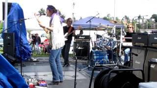 Jimi Hendrix Memorial ~ Randy Hansen - Ain't no tellin