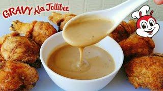 GRAVY Ala Jollibee | How To Cook Gravy Ala Jollibee | Easy Gravy (JOLLIBEE STYLE) Easy & Delicious