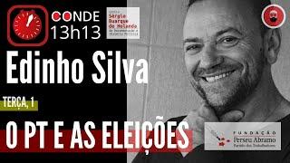 #AOVIVO | Partido em movimento, com Edinho Silva