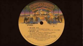 Donna Summer - Hot Stuff, Bad Girl Medley (Casablanca Records 1979)