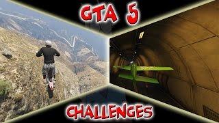 GTA 5 - Jízda smrti a Let Smrti