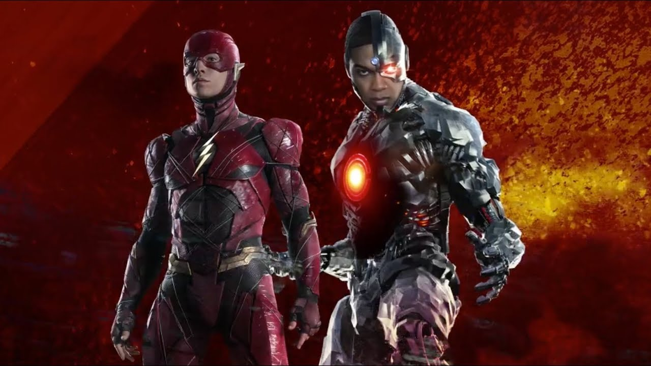 Trailer för Justice League
