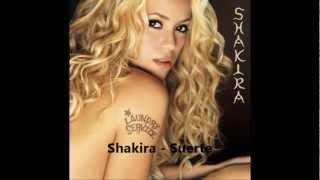 Suerte - Shakira   S