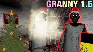 Обновление Гренни! Перцовый Баллончик и Секретная Дверь! - Granny 1.6 | Grainy 1.6