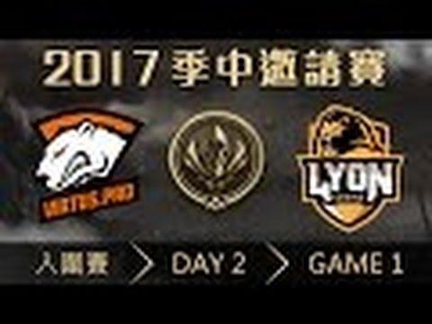 VP(獨立國協) vs LYN(拉美北部) 精華Highlights - 2017 MSI 季中邀請賽入圍賽 Day2