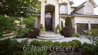 SOLD: 61 Noah Crescent   Sonoma Heights   Vaughan Luxury Real Estate by Cecilia de Freitas