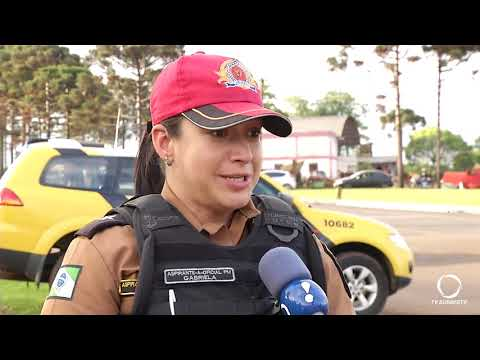 A Polícia Rodoviária Estadual iniciou a operação Proclamação da República
