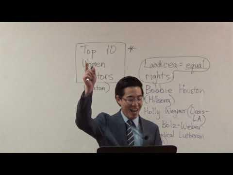 Top 10 Women DEVIL Pastors! Who??? | Dr. Kim