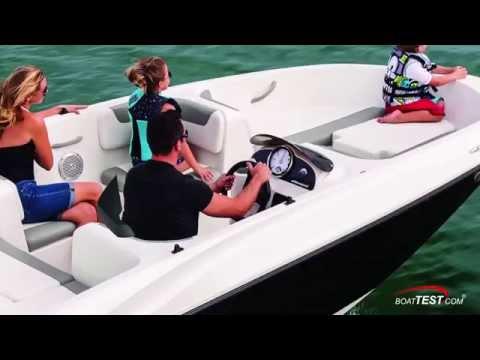 Bayliner 160 EL Element 16' Deck Boat Review