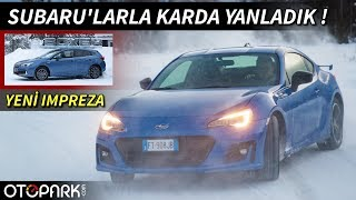 2020 Subaru Impreza | Subaru Buz Sürüşü - Finlandiya | OTOPARK