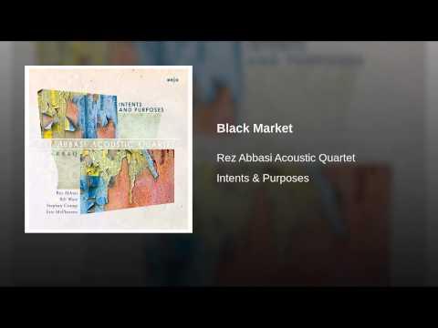 Black Market online metal music video by REZ ABBASI