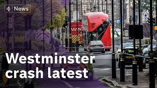Westminster crash: the latest on incident treated as 'terror'